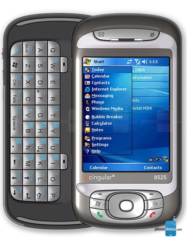 Bây giờ người ta chỉ thích iPhone, 10 năm trước những chiếc smartphone này mới là thời thượng - Ảnh 2.