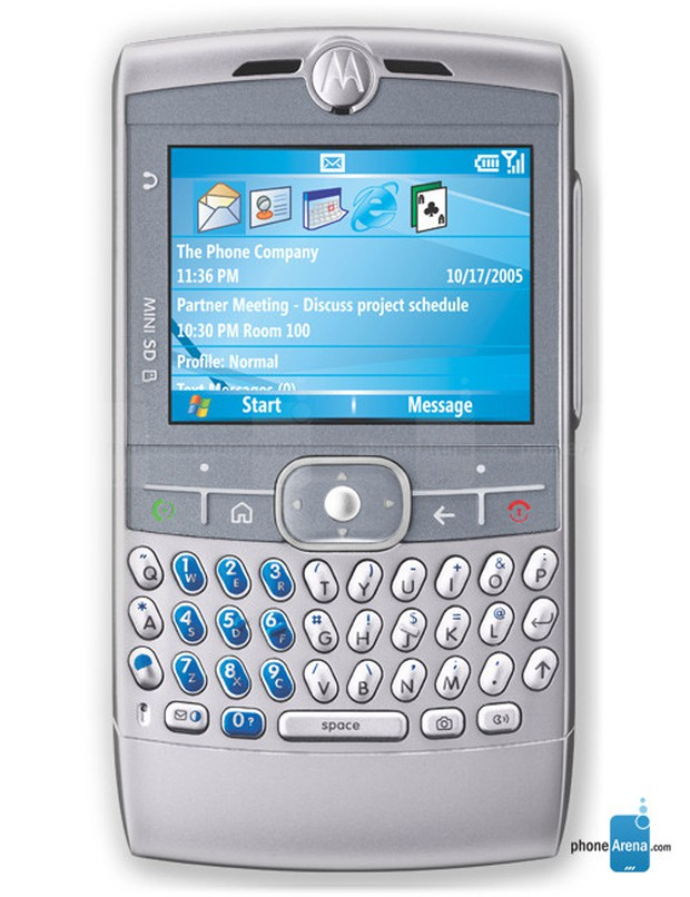 Bây giờ người ta chỉ thích iPhone, 10 năm trước những chiếc smartphone này mới là thời thượng - Ảnh 3.