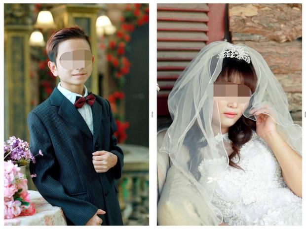 Sự thật về bộ ảnh cưới chú rể sinh năm 2000, cô dâu 1989 - Ảnh 1.