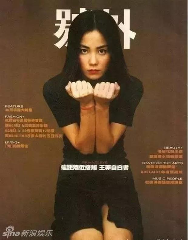 Thuở chưa có photoshop và phẫu thuật thẩm mỹ, ảnh trang bìa của sao Hồng Kông đơn sơ như thế nào? - Ảnh 15.