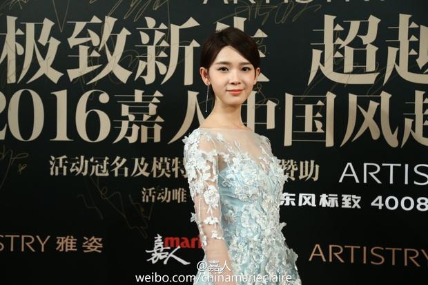 Đường Yên lần đầu xuất hiện bên bạn trai, Dương Mịch đẹp lộng lẫy vượt xa Triệu Vy trên thảm đỏ - Ảnh 19.