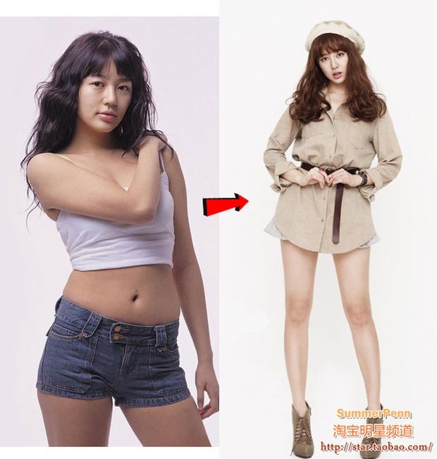 16 ngôi sao Hàn Quốc lột xác hoàn toàn sau khi giảm được số cân khủng - Ảnh 16.