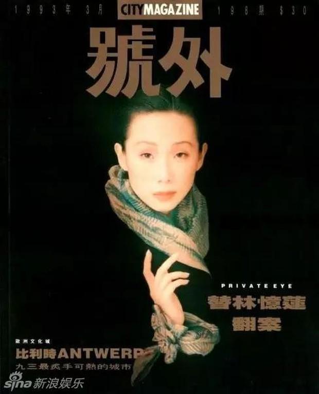 Thuở chưa có photoshop và phẫu thuật thẩm mỹ, ảnh trang bìa của sao Hồng Kông đơn sơ như thế nào? - Ảnh 18.