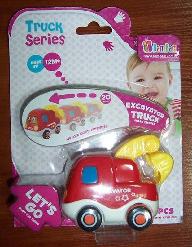 Phát hiện một loạt đồ chơi trẻ em Trung Quốc chứa chất độc hại - Ảnh 2.