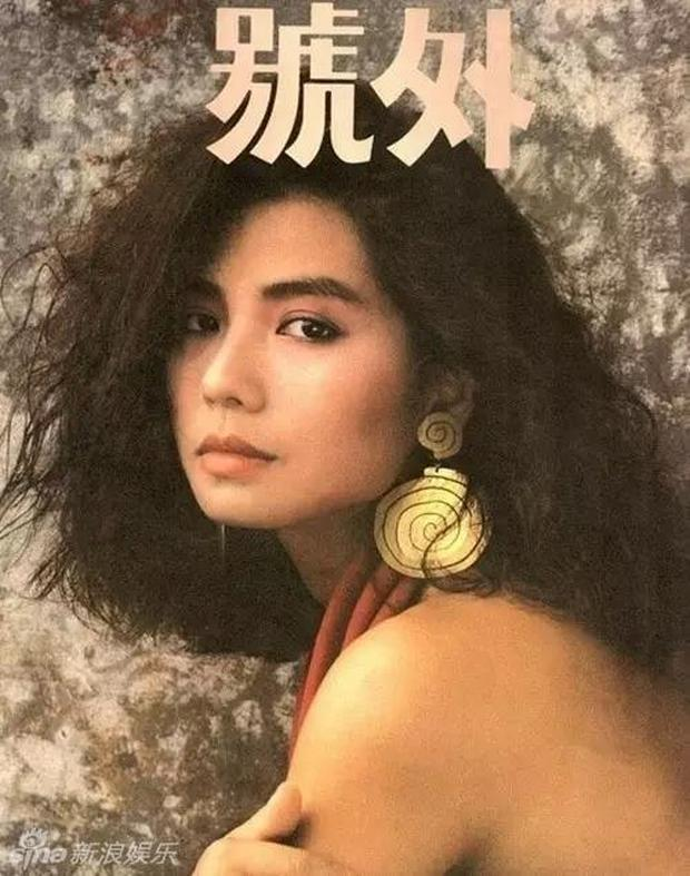 Thuở chưa có photoshop và phẫu thuật thẩm mỹ, ảnh trang bìa của sao Hồng Kông đơn sơ như thế nào? - Ảnh 2.