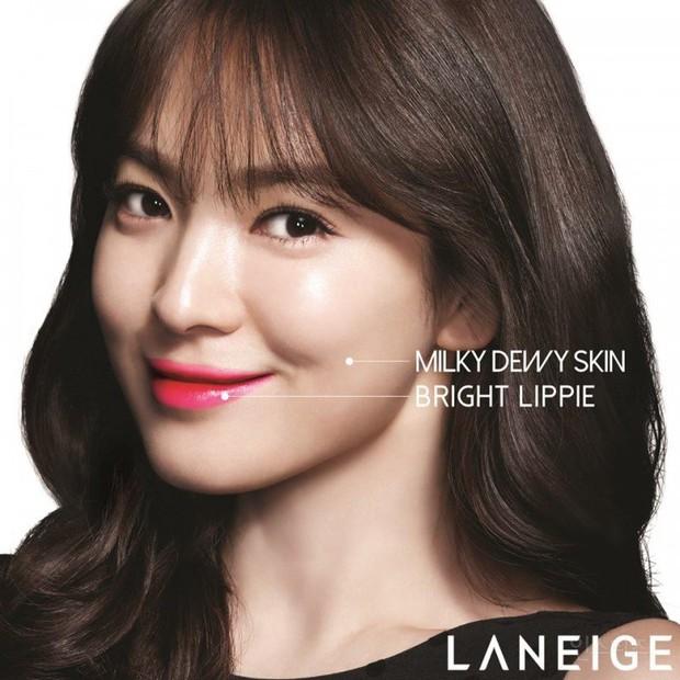 Song Hye Kyo, Lee Hyori và hai người đẹp đình đám: Ai sở hữu chiếc mũi hoàn hảo nhất xứ Hàn? - Ảnh 3.