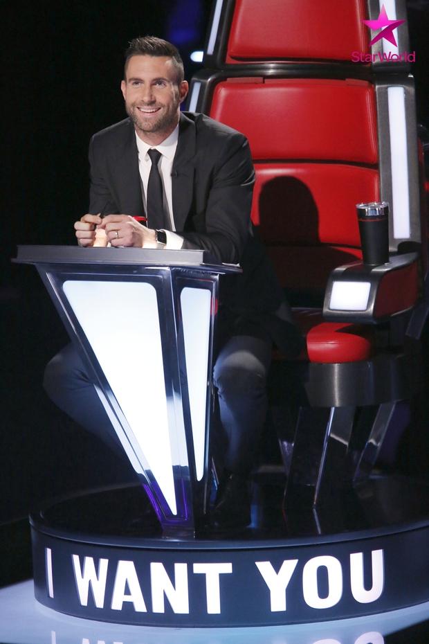 Mối tình Adam - Blake có dấu hiệu tan nát ở mùa 11 - Ảnh 3.
