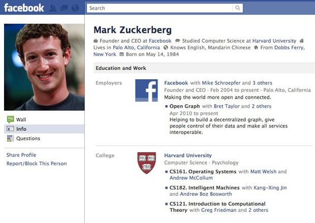 Đây là những tài khoản đầu tiên có mặt trên Facebook - Ảnh 20.