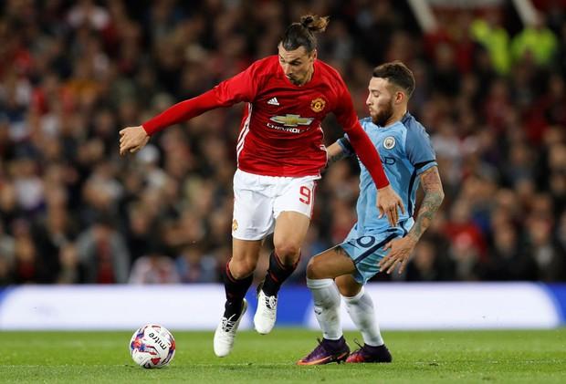 Mourinho phục hận, Man Utd đá văng Man City khỏi Cúp Liên đoàn - Ảnh 4.