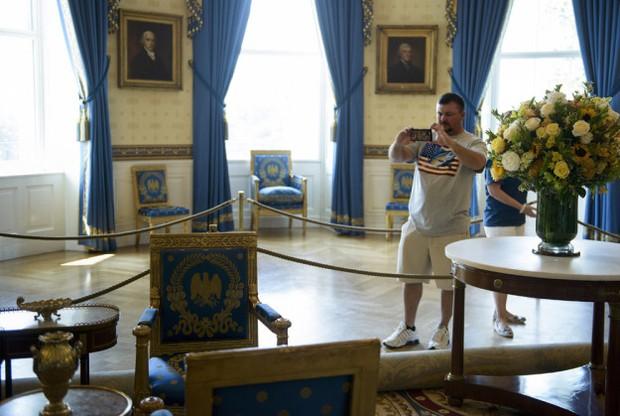 19 sự thật về Nhà Trắng mà chắc chắn bạn không hề biết - Ảnh 3.