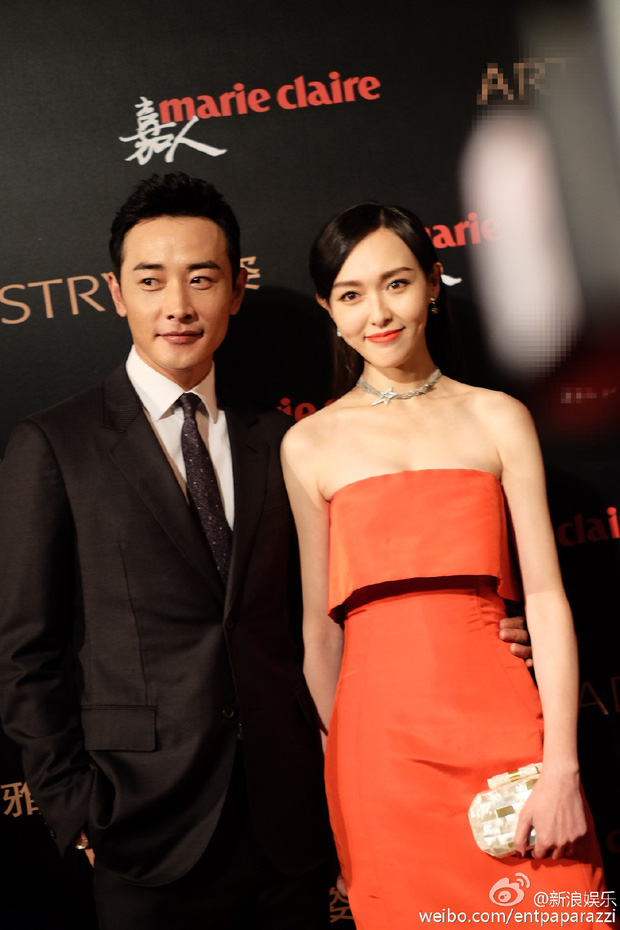 Đường Yên lần đầu xuất hiện bên bạn trai, Dương Mịch đẹp lộng lẫy vượt xa Triệu Vy trên thảm đỏ - Ảnh 4.
