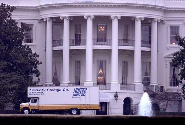 19 sự thật về Nhà Trắng mà chắc chắn bạn không hề biết - Ảnh 33.