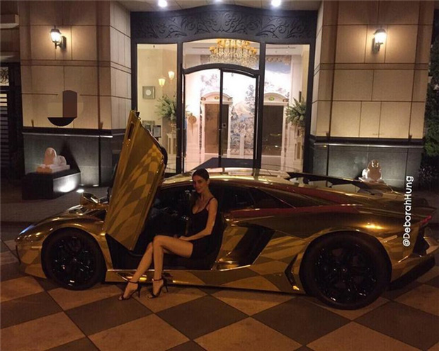 Ngỡ ngàng nhan sắc lệch pha của vợ chồng tỷ phú giàu nhất Macau - Ảnh 23.