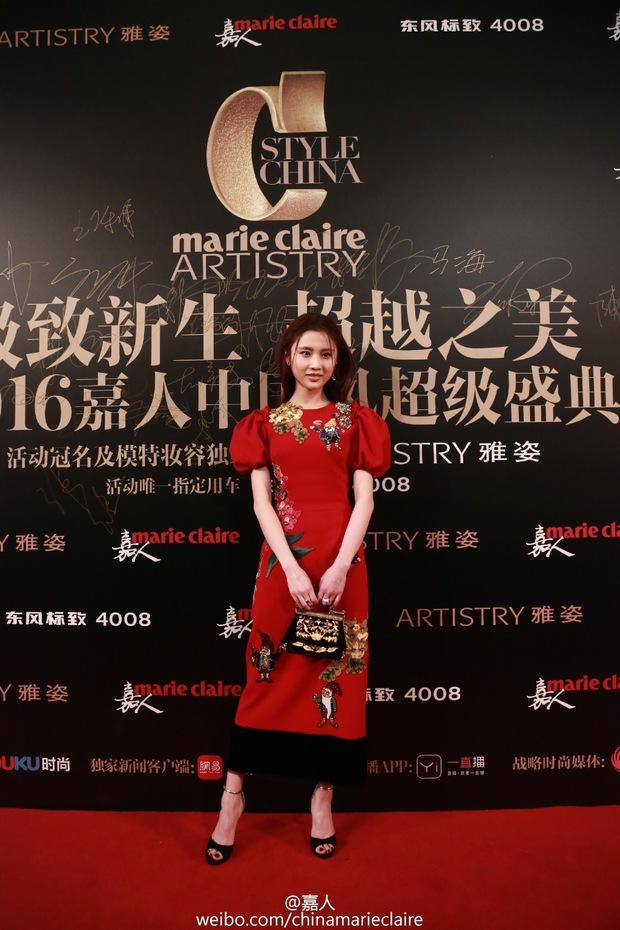 Đường Yên lần đầu xuất hiện bên bạn trai, Dương Mịch đẹp lộng lẫy vượt xa Triệu Vy trên thảm đỏ - Ảnh 29.