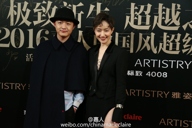 Đường Yên lần đầu xuất hiện bên bạn trai, Dương Mịch đẹp lộng lẫy vượt xa Triệu Vy trên thảm đỏ - Ảnh 30.