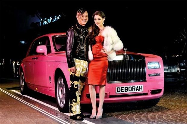 Ngỡ ngàng nhan sắc lệch pha của vợ chồng tỷ phú giàu nhất Macau - Ảnh 29.
