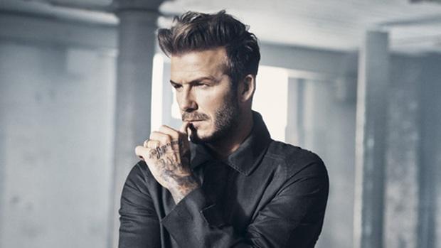 David Beckham, quý ông bóng đá thực thụ - Ảnh 3.