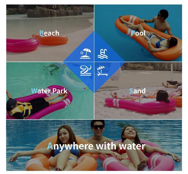 Tận hưởng mùa hè bên sóng nước với chiếc võng thần kỳ - Ảnh 4.