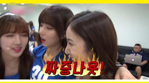 Bản sao Jessica nhóm G-Friend bị tố có thái độ lồi lõm với thành viên trong nhóm - Ảnh 3.