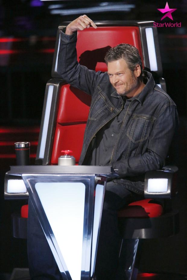 Mối tình Adam - Blake có dấu hiệu tan nát ở mùa 11 - Ảnh 4.