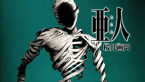 """Sau """"Lãng khách Kenshin"""", Sato Takeru trổ tài hành động trong live-action """"Ajin"""" - Ảnh 4."""