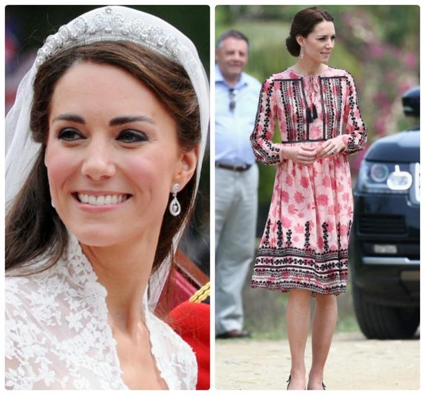 Tại cung điện, hai công chúa em chồng phóng ánh mắt ghen tỵ về phía Công nương Kate - Ảnh 4.