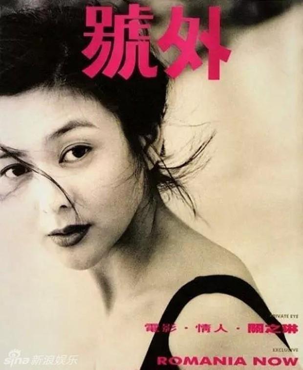 Thuở chưa có photoshop và phẫu thuật thẩm mỹ, ảnh trang bìa của sao Hồng Kông đơn sơ như thế nào? - Ảnh 4.