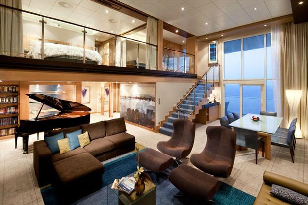 15 căn phòng khách với thiết kế khiến vạn người mê - Ảnh 5.