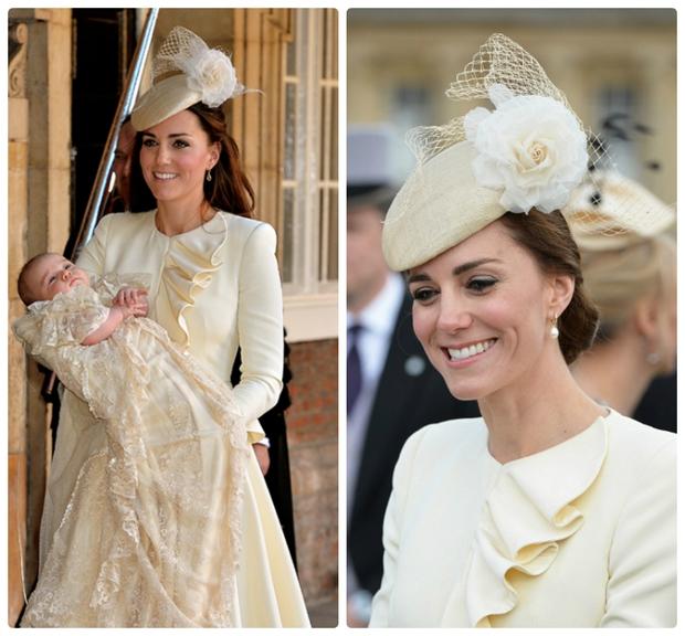 Tại cung điện, hai công chúa em chồng phóng ánh mắt ghen tỵ về phía Công nương Kate - Ảnh 5.