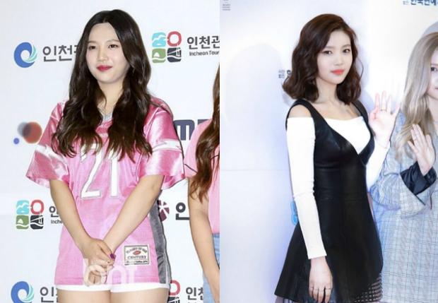 16 ngôi sao Hàn Quốc lột xác hoàn toàn sau khi giảm được số cân khủng - Ảnh 6.