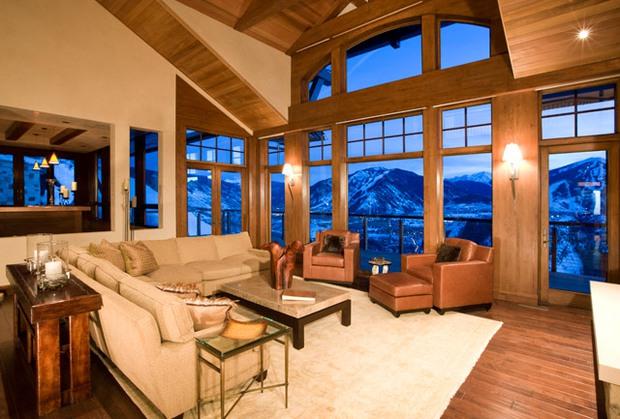 15 căn phòng khách với thiết kế khiến vạn người mê - Ảnh 8.