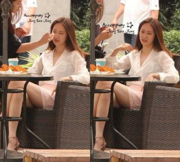 Tranh cãi xung quanh sự khác biệt giữa thái độ tại sân bay của Suzy và Krystal - Ảnh 9.