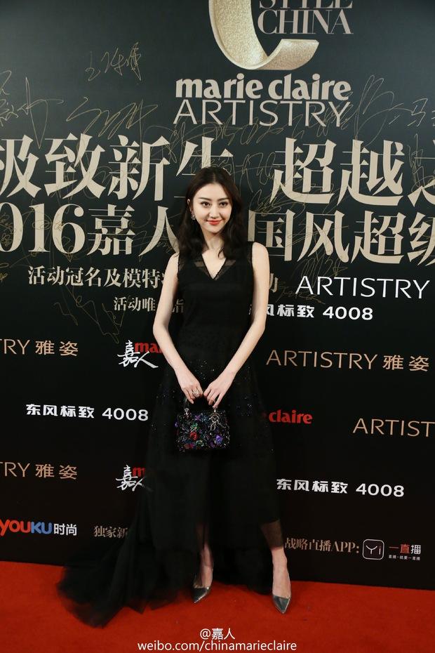 Đường Yên lần đầu xuất hiện bên bạn trai, Dương Mịch đẹp lộng lẫy vượt xa Triệu Vy trên thảm đỏ - Ảnh 12.