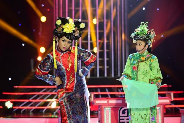 GMTQ: Hoài Linh phiên bản vừa điêu vừa ác giành giải nhất tuần - Ảnh 2.