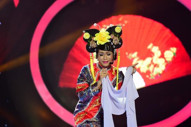 GMTQ: Hoài Linh phiên bản vừa điêu vừa ác giành giải nhất tuần - Ảnh 3.