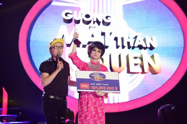 GMTQ: Hoài Linh bất ngờ khi Hòa Minzy hát cải lương quá hay - Ảnh 17.