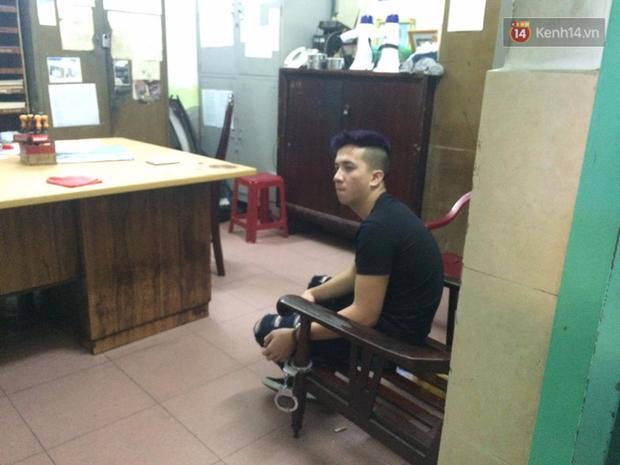 Mải bắt Pokemon, một nạn nhân bị giật điện thoại ngay trung tâm Sài Gòn - Ảnh 3.