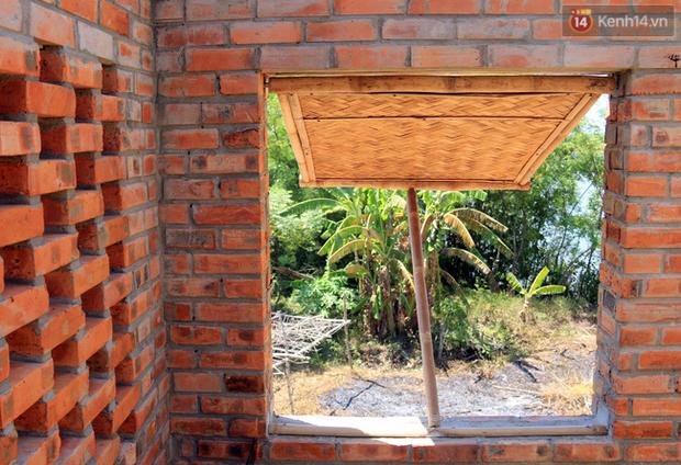 Chùm ảnh: Cận cảnh ngôi nhà 3 tầng bằng đất nung của nghệ nhân gốm Việt được lên báo Mỹ - Ảnh 14.