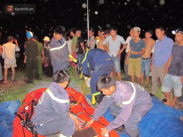 Hai chị em họ chết đuối thương tâm trong hồ điều tiết giữa khu dân cư ở Đà Nẵng - Ảnh 1.
