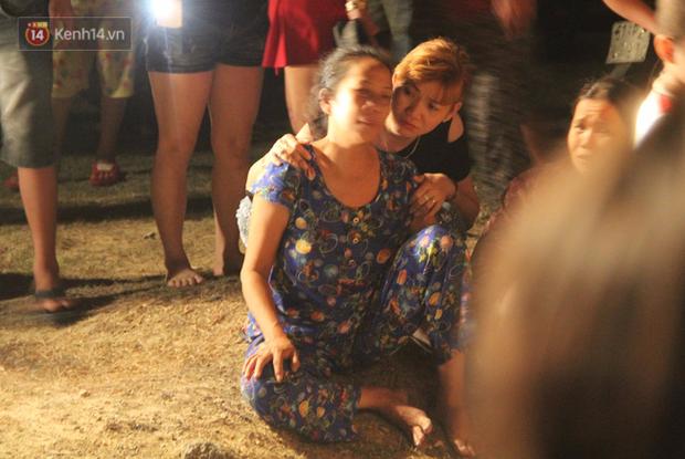Hai chị em họ chết đuối thương tâm trong hồ điều tiết giữa khu dân cư ở Đà Nẵng - Ảnh 4.