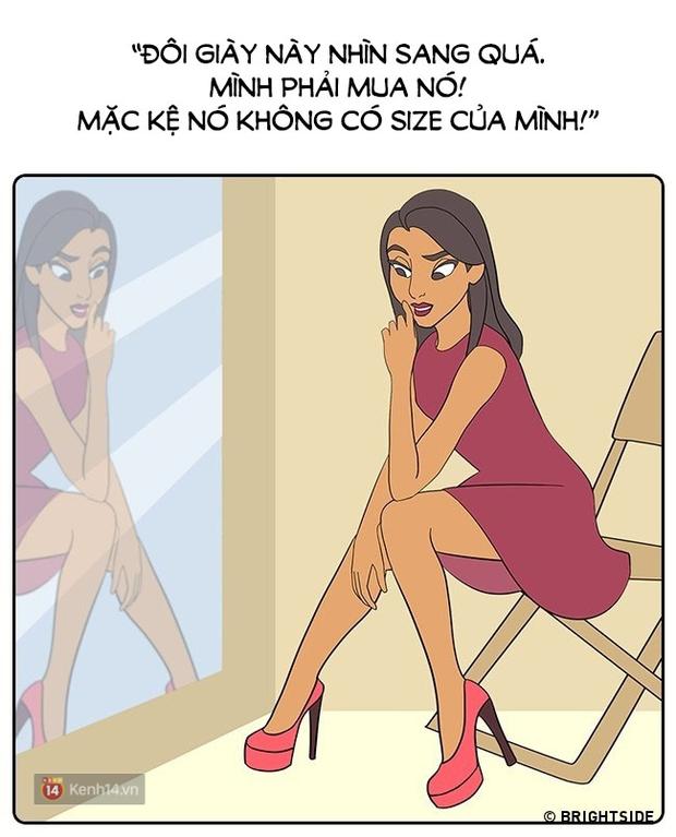 Đây chính là nỗi khổ mà chỉ những cô nàng đi giày cao gót mới hiểu! - Ảnh 3.