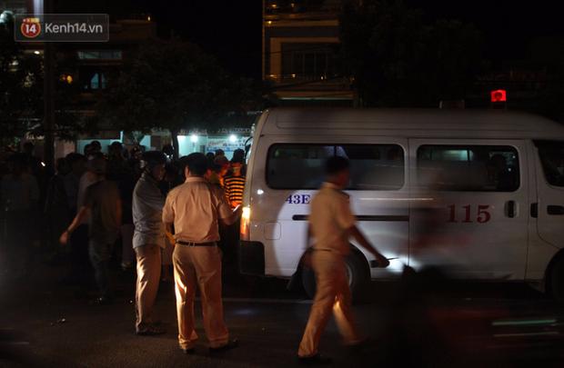 Đà Nẵng: Nghi vấn xe container tông chết nữ sinh 17 tuổi rồi bỏ chạy - Ảnh 1.