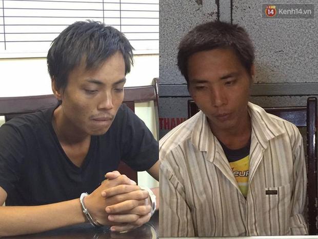 Hà Nội: Thanh niên cầm kéo đâm nhiều nhát vào các cô gái trẻ cướp tài sản - Ảnh 1.