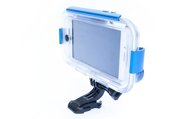 Tha hồ lặn biển chụp choẹt với chiếc ốp lưng dành riêng cho iPhone - Ảnh 2.
