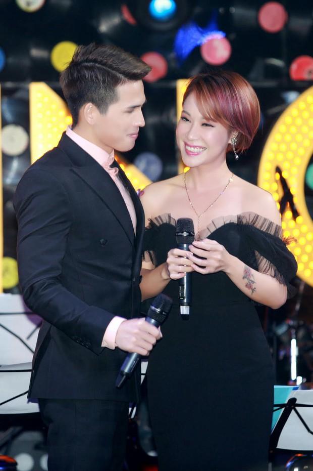 Uyên Linh, Lê Hiếu đến mừng đêm nhạc sinh nhật Quốc Thiên - Ảnh 9.