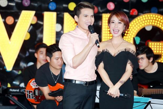 Uyên Linh, Lê Hiếu đến mừng đêm nhạc sinh nhật Quốc Thiên - Ảnh 10.