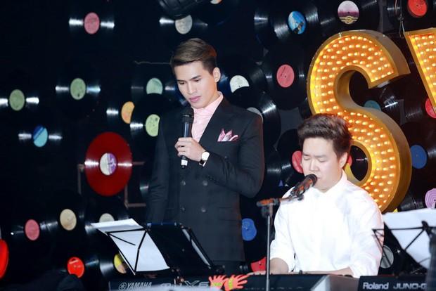 Uyên Linh, Lê Hiếu đến mừng đêm nhạc sinh nhật Quốc Thiên - Ảnh 6.
