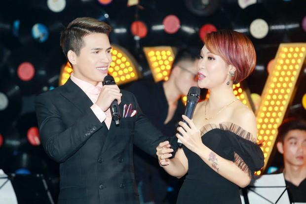 Uyên Linh, Lê Hiếu đến mừng đêm nhạc sinh nhật Quốc Thiên - Ảnh 7.