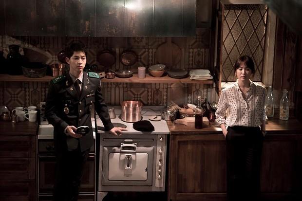Mấu chốt phong cách giúp Song Joong Ki lột xác thành chàng quân nhân hớp hồn fan nữ - Ảnh 18.
