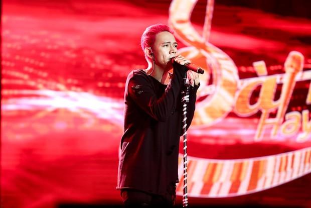 Sing My Song: Phan Mạnh Quỳnh tạo hit mới, Trịnh Thăng Bình bất ngờ bị loại - Ảnh 14.